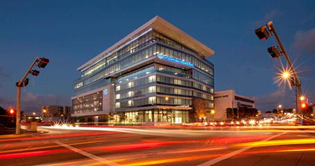 International Finance Bank Building 2