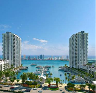 Marina Palms Yacht Club & Residences, North Miami