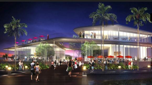 Coconut Grove Waterfront Redevelopment