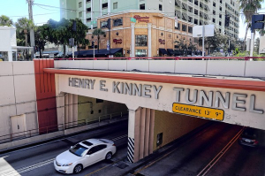 Park over tunnel wanted