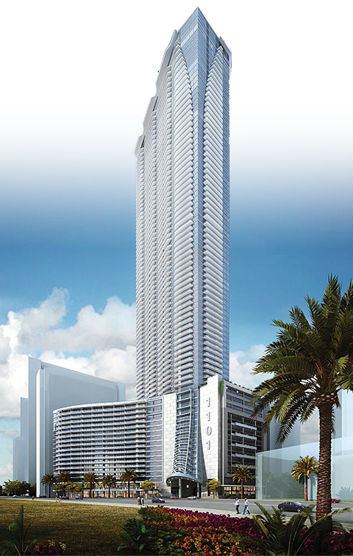 CRE-sources | Panorama Tower Announced As City of Miami's First EB-5 Designated Development